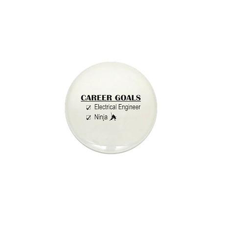 EE Career Goals Mini Button