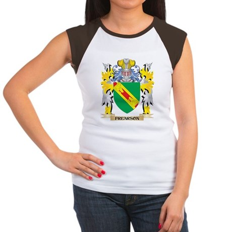 Frearson Coat of Arms - Family Crest T-Shirt