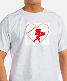 Be My Valentine Cupid T-Shirt