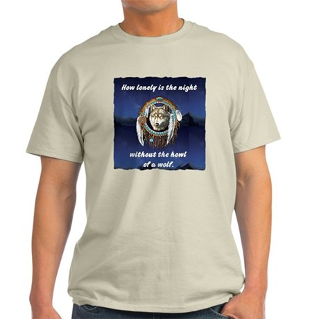 How lonely is the night Light T-Shirt