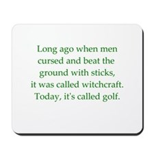 It's Called Golf Mousepad
