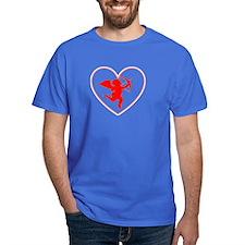 Cupis's Arrow Valentine T-Shirt
