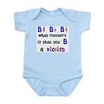 B a Violist Infant Bodysuit