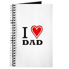 I Love DAD Journal