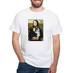 Mona Lisa / Corgi (bibl)Mona's Pembroke Shirt