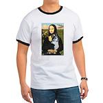 Mona Lisa / Corgi (bibl)Mona's Pembroke Ringer T