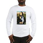 Mona Lisa / Corgi (bibl)Mona's Pembroke Long Sleev