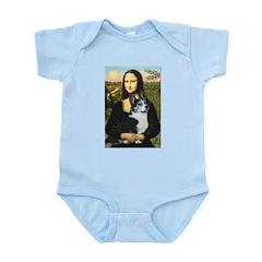 Mona Lisa / Corgi (bibl)Mona's Pembroke Infant Bod