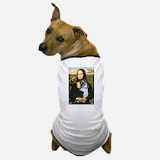 Mona Lisa / Corgi (bibl)Mona's Pembroke Dog T-Shir