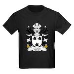 Cadell Family Crest Kids Dark T-Shirt