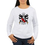 Burghill Family Crest Women's Long Sleeve T-Shirt