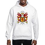 Burgh Family Crest Hooded Sweatshirt