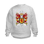 Burgh Family Crest Kids Sweatshirt