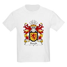 Burgh Family Crest T-Shirt