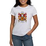 Burgh Family Crest Women's T-Shirt