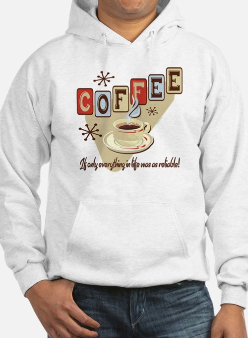 Reliable Coffee Hoodie