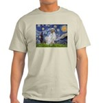 English Setter / Starry Night Light T-Shirt