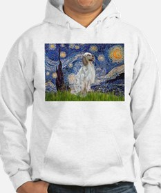 English Setter / Starry Night Hoodie