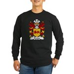 Brutus Family Crest Long Sleeve Dark T-Shirt