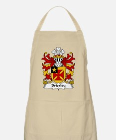 Brierley Family Crest BBQ Apron