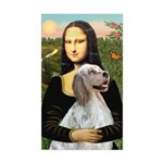 Mona's English Setter Sticker (Rectangle)