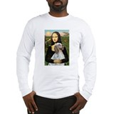 Mona english setter Long Sleeve T-shirts