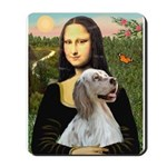 Mona's English Setter Mousepad
