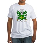 Braint Family Crest Fitted T-Shirt