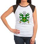 Braint Family Crest Women's Cap Sleeve T-Shirt
