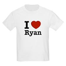 I love Ryan T-Shirt