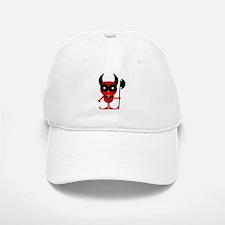 Red Devil Baseball Baseball Cap