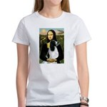 Mona Lisa/English Springer Women's T-Shirt