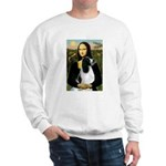 Mona Lisa/English Springer Sweatshirt