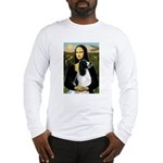 Mona Lisa/English Springer Long Sleeve T-Shirt