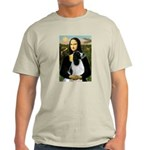Mona Lisa/English Springer Light T-Shirt