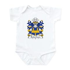 Bodenham Family Crest Infant Bodysuit
