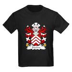 Blethin Family Crest Kids Dark T-Shirt