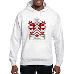 Blethin Family Crest Hooded Sweatshirt