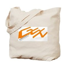 Glowstick Outlines Tote Bag