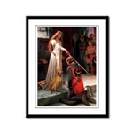 Accolade / Viszla Framed Panel Print