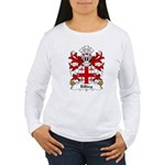 Billing Family Crest Women's Long Sleeve T-Shirt