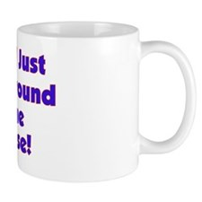 Tuba-I Just Lug it Around Mug