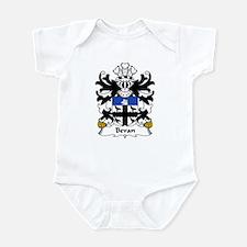 Bevan Family Crest Infant Bodysuit