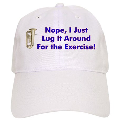 Tuba-I Just Lug it Around Cap