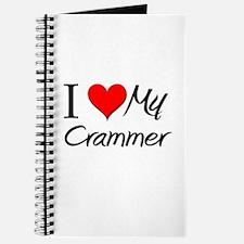 I Heart My Crammer Journal