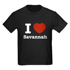I love Savanah T