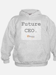 """Quantum """"Future CEO"""" Hoodie"""