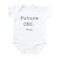 """Quantum """"Future CEO"""" Infant Bodysuit"""