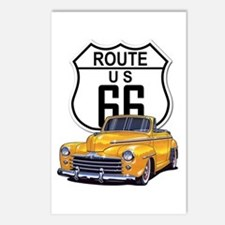 Route 66 Postcards (Package of 8)