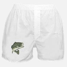 Lunker's Largemouth Bass Boxer Shorts